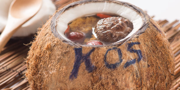 椰子全隻燉北菇湯-1