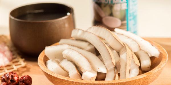椰子燉竹絲雞湯-2